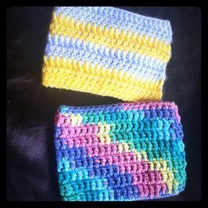 Cuzy cup crochet, Handmade